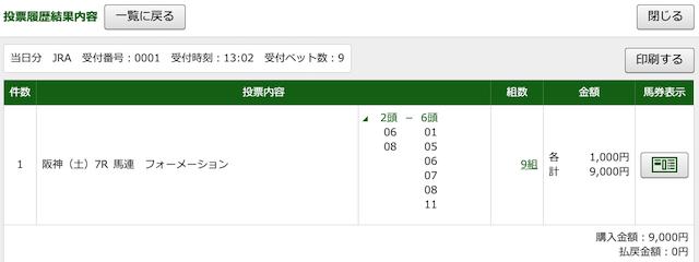 勝馬の栞の無料予想3月14日PAT