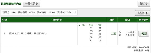 勝馬の栞の無料予想3月14日PAT_2