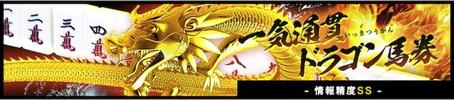 ゴールドラッシュ 一気通貫ドラゴン馬券