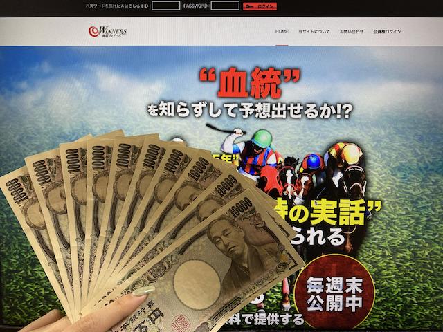 血統ウィナーズ 10万円画像